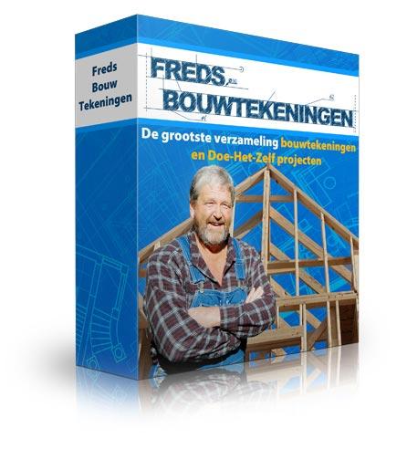 Fred's bouwtekeningen