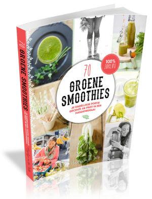 groene smoothies receptenboek
