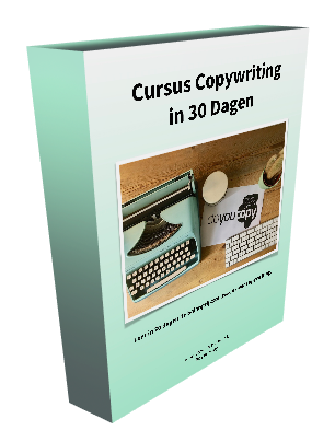 cursus copywriting in 30 dagen