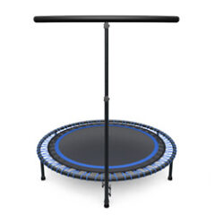 Flexbounce mini-trampoline
